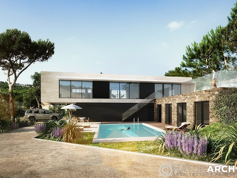 beautiful maison moderne cotedazur pictures lalawgroup